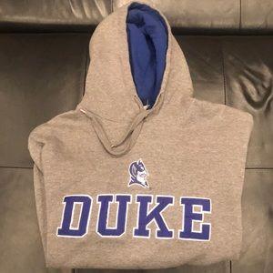 Other - Duke University Pull-Over Hoodie Sweatshirt